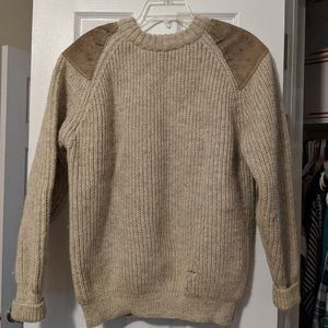 | men's wool sweater |